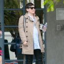 Ginnifer Goodwin is seen out and about while pregnant on March 3, 2016 - 431 x 600