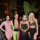 Demi Lovato Iggy Azalea Jeremy Scott and Adidas Originals Vmas After Party In La