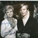 Angela Lansbury and Michael York