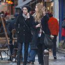 Amber Heard and Marie de Villepin