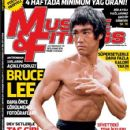 Bruce Lee - Muscle and Fitness Magazine Cover [Turkey] (May 2012)