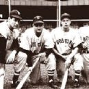 Ted Williams, Bobby Doerr, Dom DiMaggio &Vern Stephens