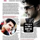 Karan Kundra - Zing Magazine Pictorial [India] (August 2011) - 454 x 598