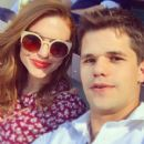 Max Carver and Holland Roden - 400 x 450