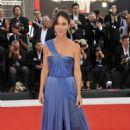 Caterina Guzzanti – 'First Man' Premiere and Opening Ceremony at 2018 Venice International Film Festival in Venice - 454 x 682