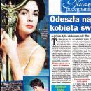 Elizabeth Taylor - Zycie na goraco Magazine Pictorial [Poland] (14 April 2011) - 454 x 584