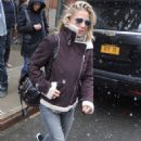 Elsa Pataky – Leaves her hotel in Manhattan - 454 x 682