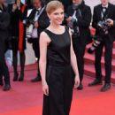 Clemence Poesy – 'BlacKkKlansman' Premiere at 2018 Cannes Film Festival - 454 x 681