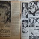 Corinne Marchand - Festival Magazine Pictorial [France] (1 August 1961) - 454 x 297