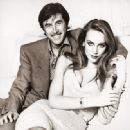 Jerry Hall and Bryan Ferry - 332 x 350