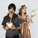 Anthony Kiedis and Jennifer Bruce - 454 x 560