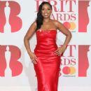 Jennifer Hudson – 2018 Brit Awards in London - 454 x 681