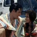 Elvis Presley and Marianna Hill