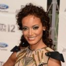 Selita Ebanks arrives at the 2012 BET Awards at The Shrine Auditorium on July 1, 2012 in Los Angeles, California - 421 x 594
