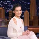 Hailee Steinfeld – On 'The Tonight Show Starring Jimmy Fallon' in NYC adds