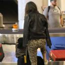 Chloe Bennet – arrives at LAX Airport in LA - 454 x 681