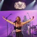 LeAnn Rimes at Jimmy Kimmel Live! in Los Angeles - 454 x 681