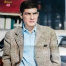 Jean-Claude Brialy - Festival Magazine Pictorial [France] (17 May 1960) - 454 x 685