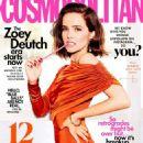 Zoey Deutch – Cosmopolitan Magazine (November 2019)