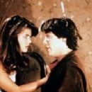Lori Loughlin and Keanu Reeves