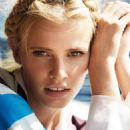 Lara Stone - Vogue Magazine Pictorial [China] (February 2015)