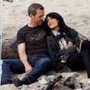 Lisa Edelstein and Hugh Laurie