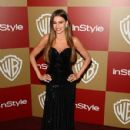 Sofia Vergara arrives at the 70th Annual Golden Globe Awards held at The Beverly Hilton Hotel in Beverly Hills, Calif., on January 13, 2013