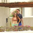 Jennifer Love Hewitt - At A Hotel In Mexico, 2009-03-23