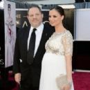 Harvey Weinstein & Georgina Chapman - 454 x 305
