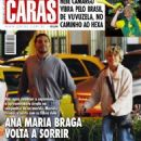Ana Maria Braga and Marcelo Frisoni