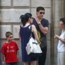 Matthew Fox-July 6, 2009-Matthew Fox and Family in Spain - 397 x 594
