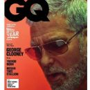 George Clooney - GQ Magazine Cover [United States] (December 2020)