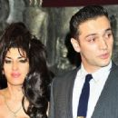 Amy Winehouse and Reg Traviss