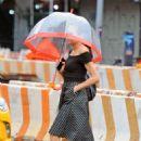 Famke Janssen – Out in New York
