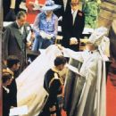 Lady Diana Spencer and Prince Charles wedding - 29 July 1981 - 454 x 624