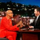 RuPaul at 'Jimmy Kimmel Live!' (December 2018) - 454 x 303