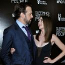 Actress Alison Brie attends the Los Angeles premiere of IFC Films