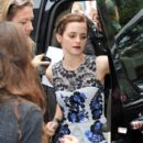 Actress Emma Watson attends the official party for the cast of
