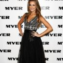 Laura Dundovic - Myer Spring/Summer 2009/2010 Collection Launch At Carriageworks On August 5, 2010 In Sydney, Australia