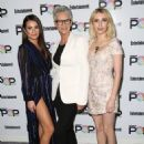 Lea Michele, Jamie Lee Curtis and Emma Roberts – Entertainment Weekly's Popfest at The Reef in Los Angeles 10/30/ 2016 - 454 x 615