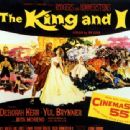 The King and I 1956 Motion Picture Film Musical - 454 x 340
