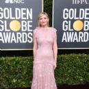 Kirsten Dunst wears Rodarte  Dress : 77th Annual Golden Globe Awards