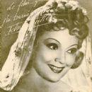 Edwige Feuillère - Mein Film Magazine Pictorial [Austria] (12 July 1946) - 454 x 628