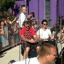 Joe Jonas ROSE BOY AT PLAYLAND
