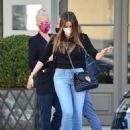 Sofia Vergara – With a friend in Los Angeles