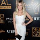Ashley Tisdale Nine Zero One Salon Melrose Place Launch Party In La