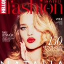 Natalia Vodianova Hello Fashion Monthly April 2015