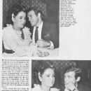 Linda Cristal and Christopher George