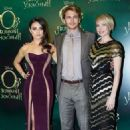 Mila Kunis: attended the premiere of their new movie Oz The Great and Powerful in Moscow