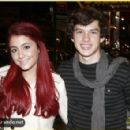 Graham Phillips and Ariana Grande - 399 x 294